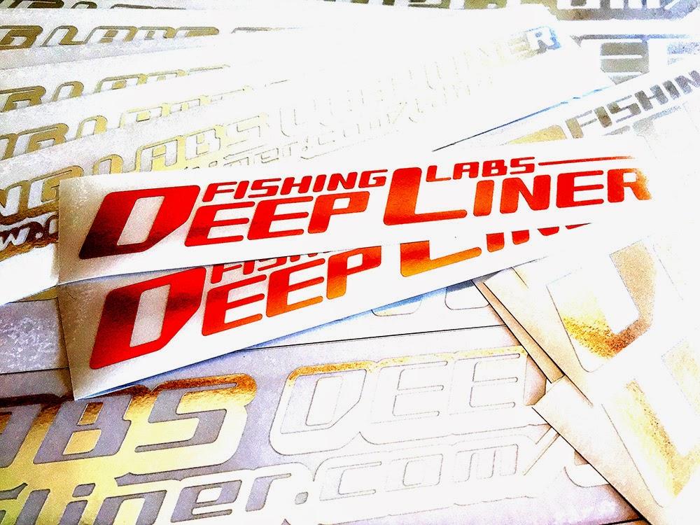 DeepLiner カッティングステッカー