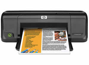 HP Deskjet D1660 Printer user manual