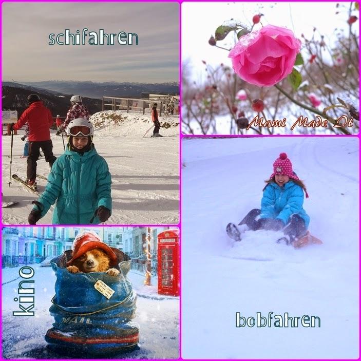Winter Holidays - Winterferien