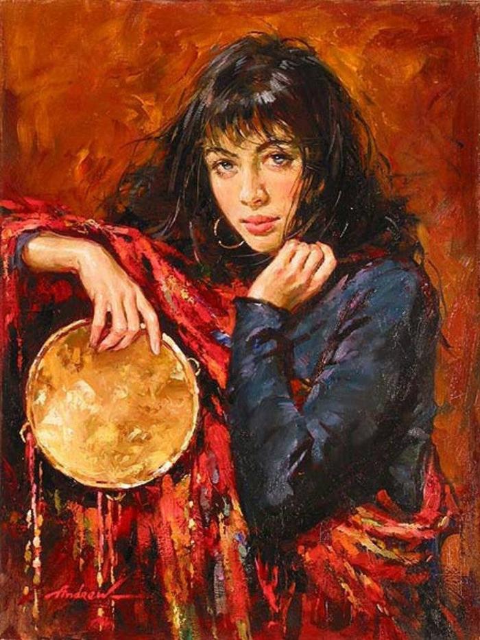 Andrew Atroshenko |Impressionist Painter