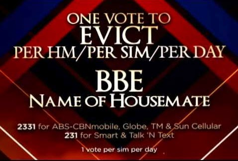 How to vote for the Big Winner on the BIG NIGHT of PBB All In August 24, 2014
