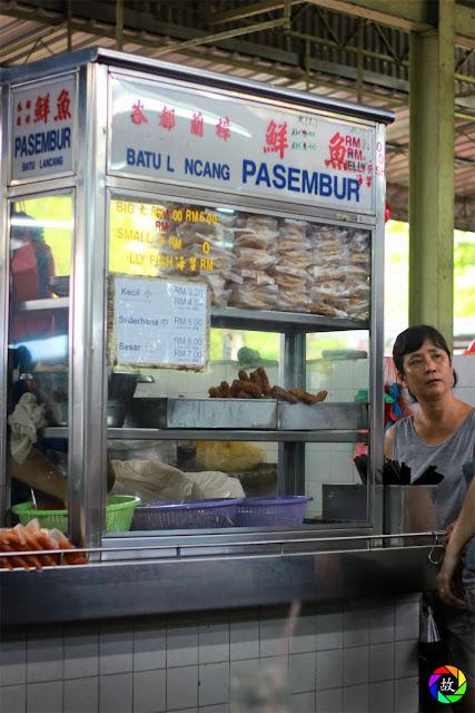峇都蘭墇万山鲜鱼