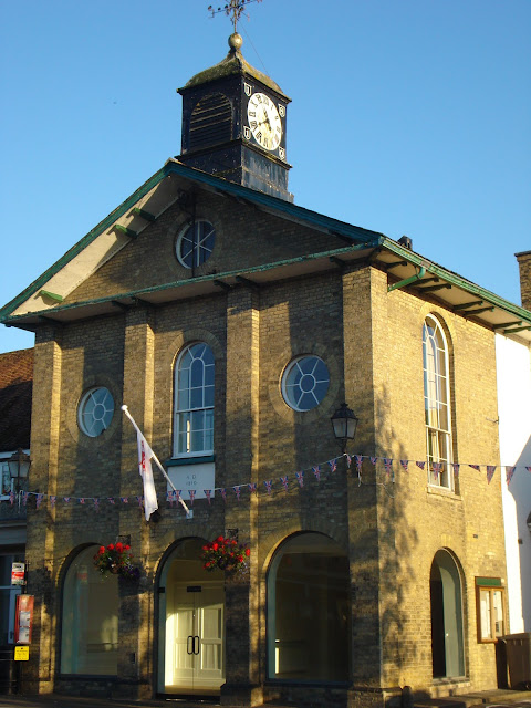 Stockbridge Town Hall