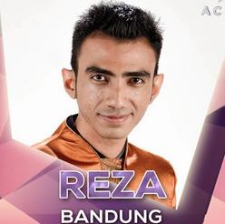 Reza D'Academy 2 dari Bandung