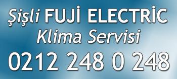 Fuji Electric Şişli Klima Servis