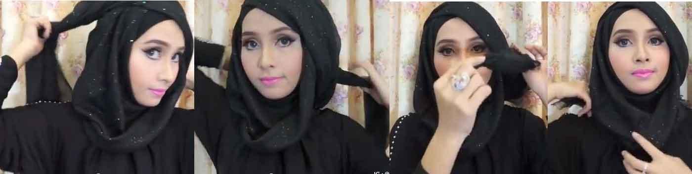 Hijab hari raya
