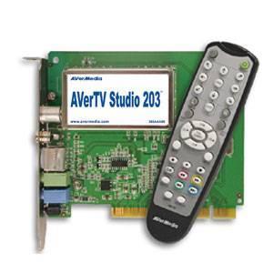 Avermedia AVerTV Studio 203 driver indir.