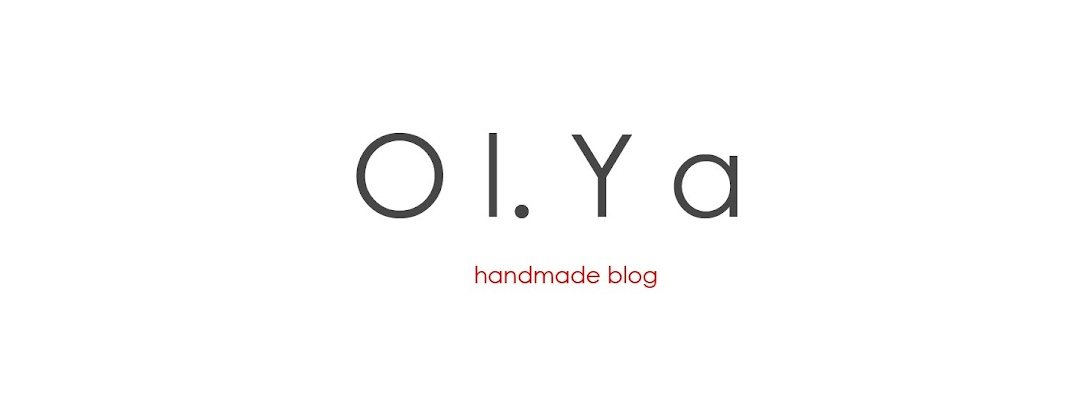 ol.ya handmade blog