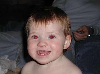 Cara Menghilangkan red-eye menggunakan photoshop