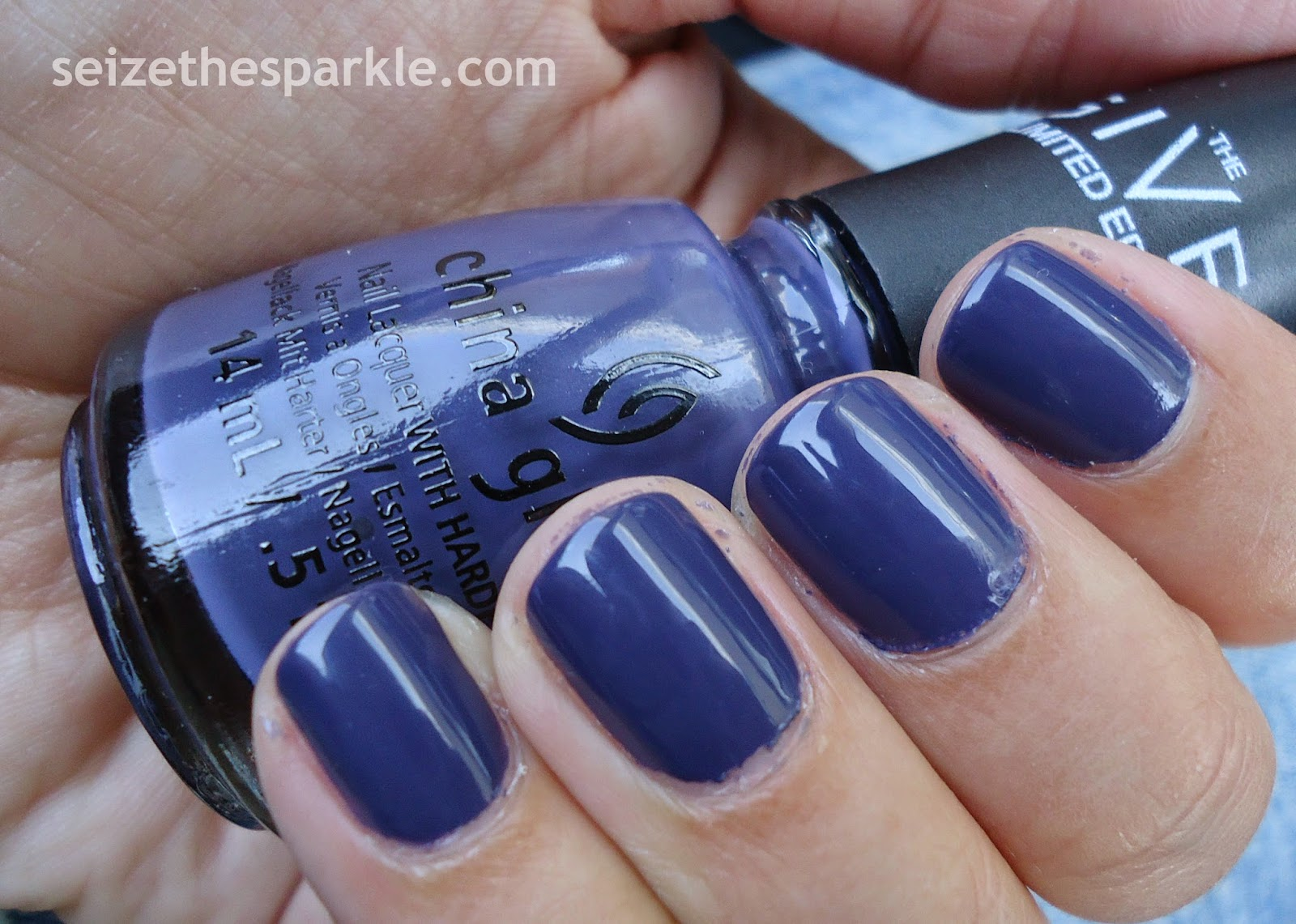 History of the World by China Glaze