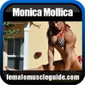 Monica Mollica Female Bodybuilder Thumbnail Image 1