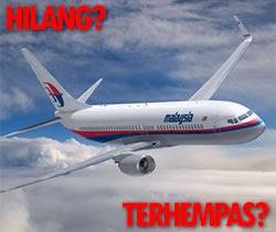 Thumbnail image for (Video) Pesawat MH370 Disahkan Terhempas Di Lautan Hindi