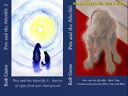 "Rob Gutro's ""Pets and the Afterlife 1 and 2"""