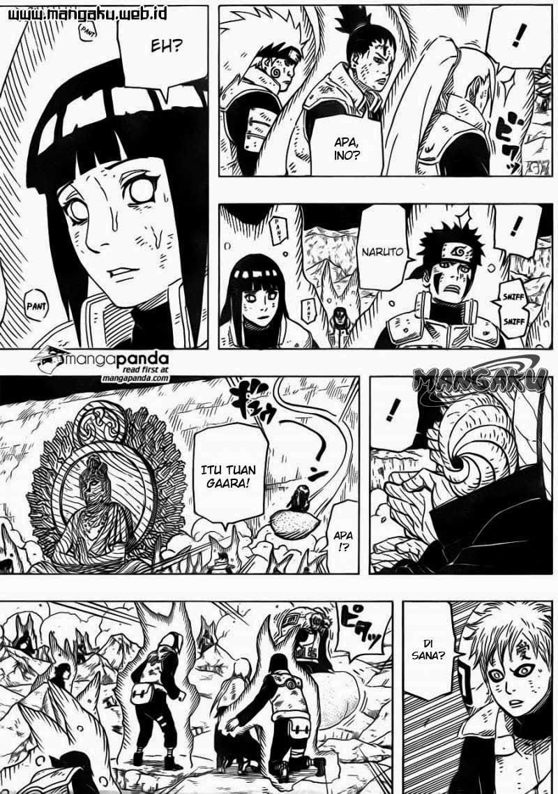 Komik Naruto 662 Bahasa Indonesia halaman 8