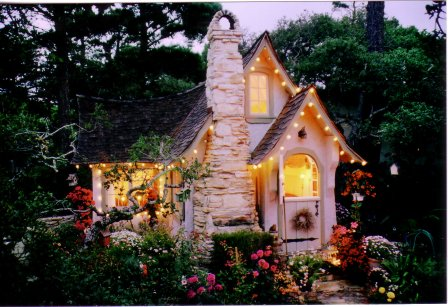 Hydrangea hill cottage storybook cottages for Hansel and gretel house plans