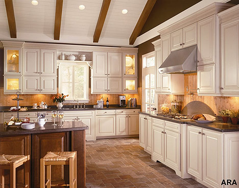 Stylish Kitchen Decor Ideassample Designs Ideas Home | Kitchen ...