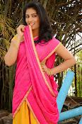 kruthika jayakumar half saree stills-thumbnail-15