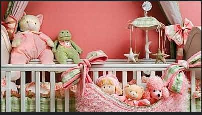 dekorasi kamar tidur aman untuk bayi dekorasi dan desain