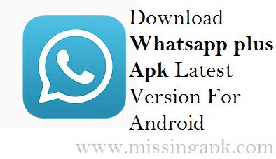 latest version of whatsapp 2018 apk