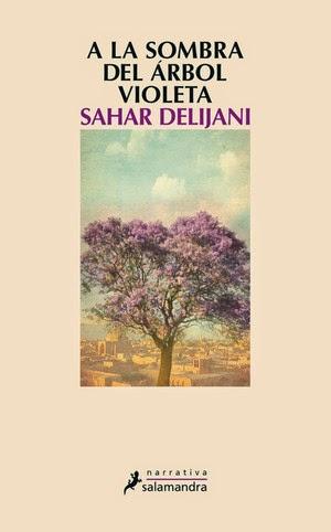 portada A la sombra del árbol violeta