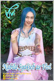 Vivi (Nabila Syakieb)
