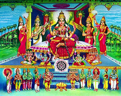 goddess padmavathi   Gods Wallpaper
