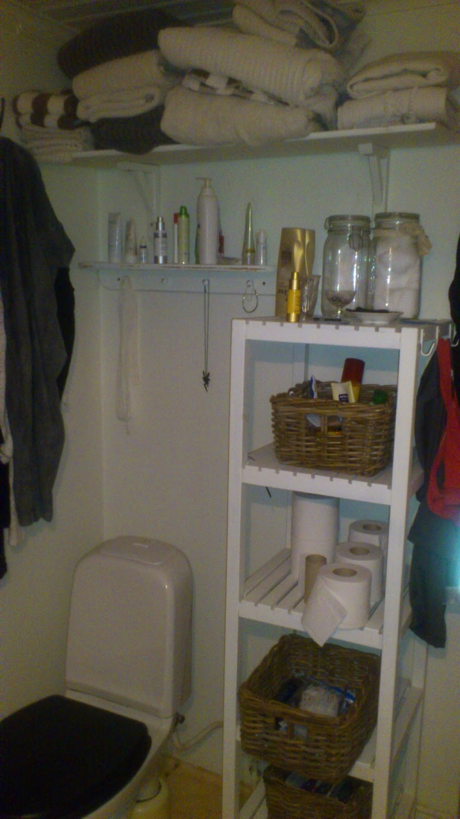 Bevara: hemmafix   badrum!