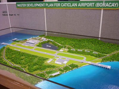 caticlan airport explansion