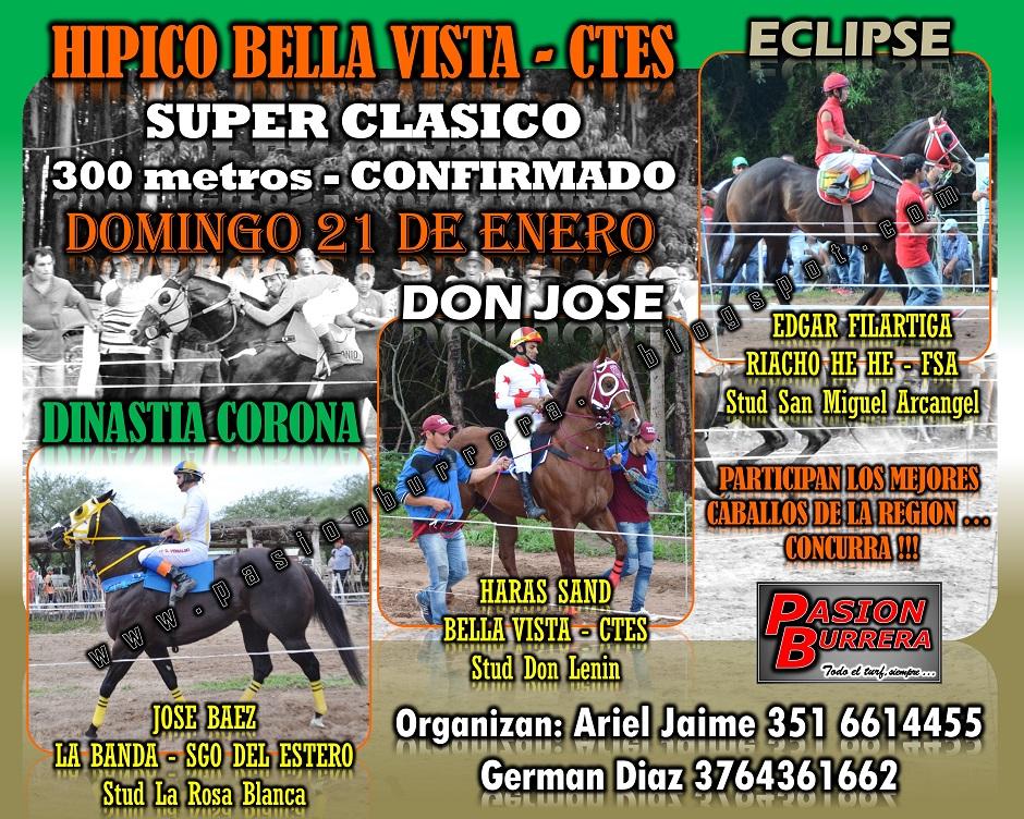 BELLA VISTA 21 - 300 - CLASICO