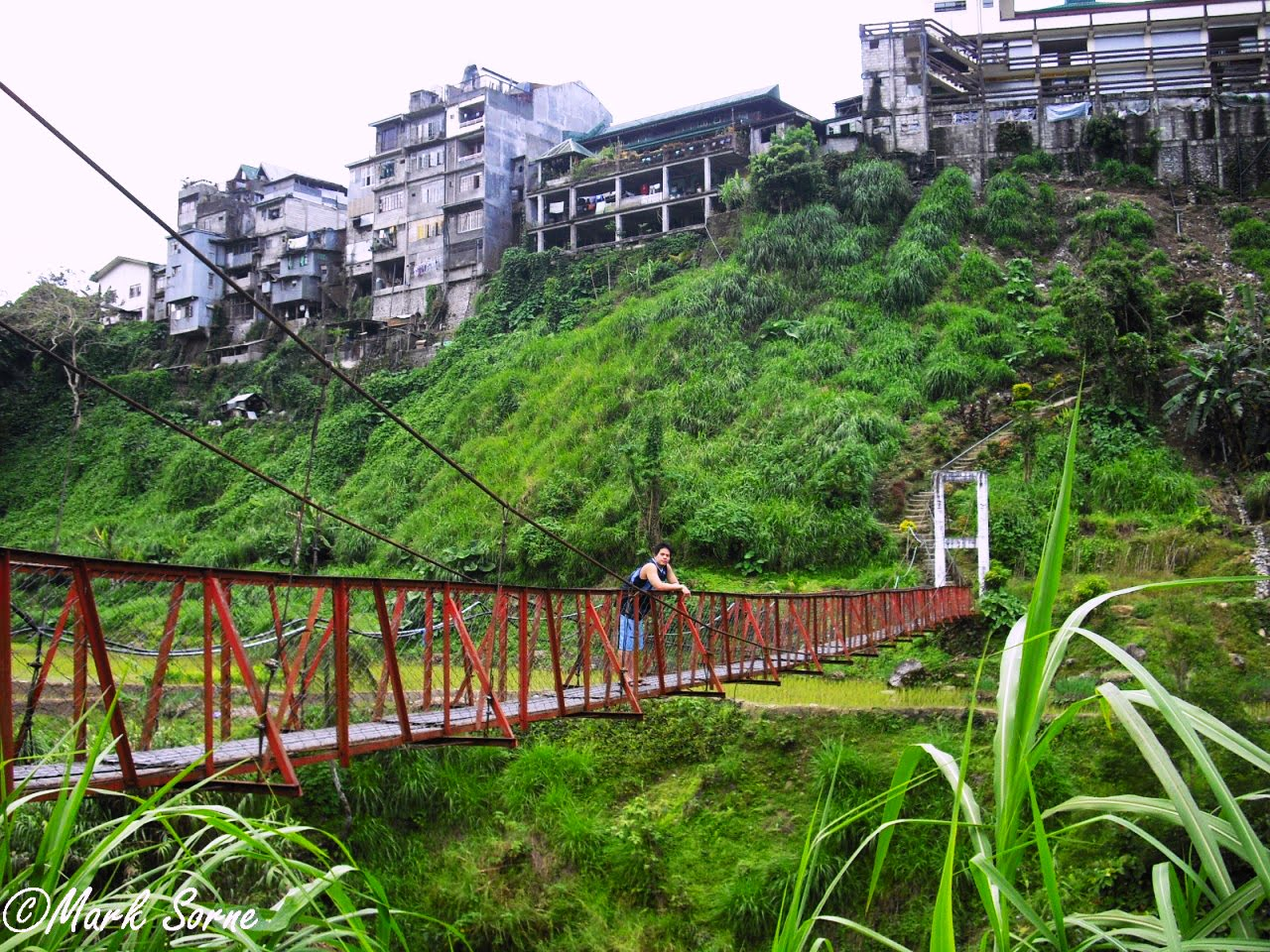 how to go to banaue rice terraces
