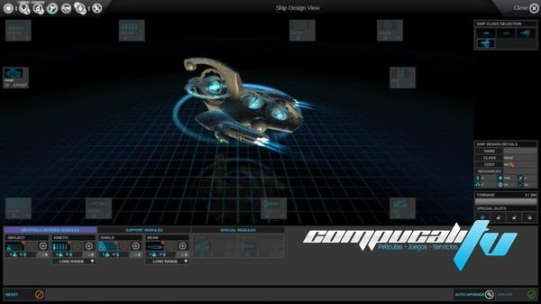 Endless Space - Disharmony PC Full Skidrow