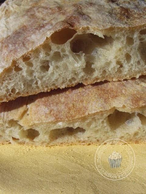 meri in cucina: pane ciabatta