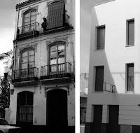 Calle Arco de la Cabeza 4, año 1998 y 2011