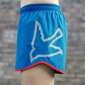 Women's Run for haiti shorts