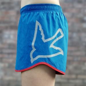 Women's Run for haiti shorts
