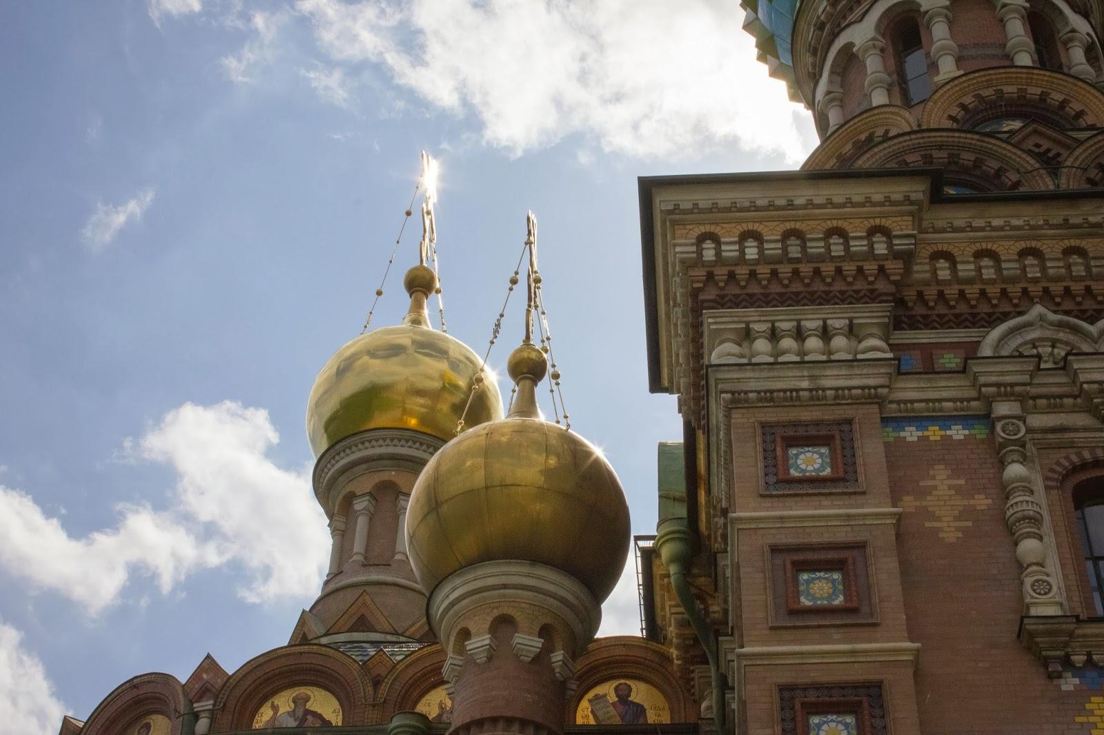 Санкт-Петербург, Россия, Храм Спаса на Крови