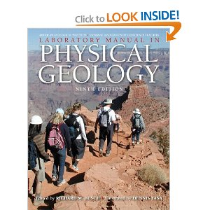 Laboratory Manual in Physical Geology Busch 9th Edition