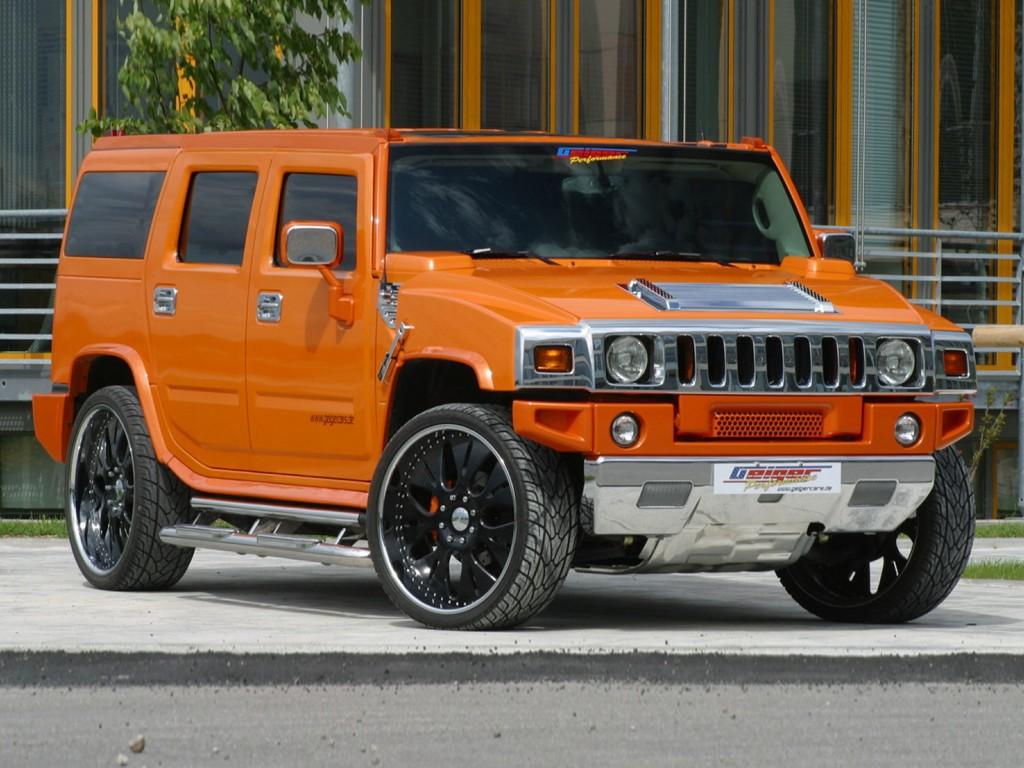 Auto Show 2714 Hummer H2