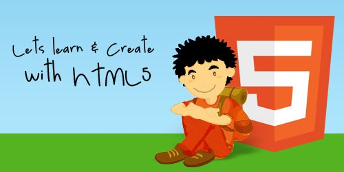 learn html5 properties