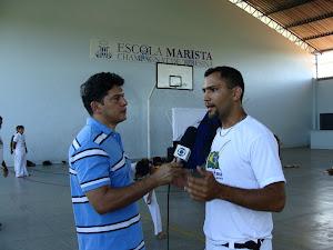 Entrevista Prof° Pimenta