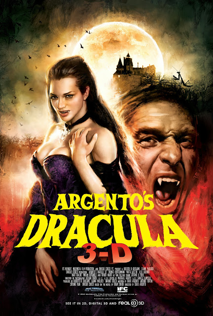 argento's dracula poster