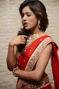 vithika sheru half saree photos-thumbnail-2