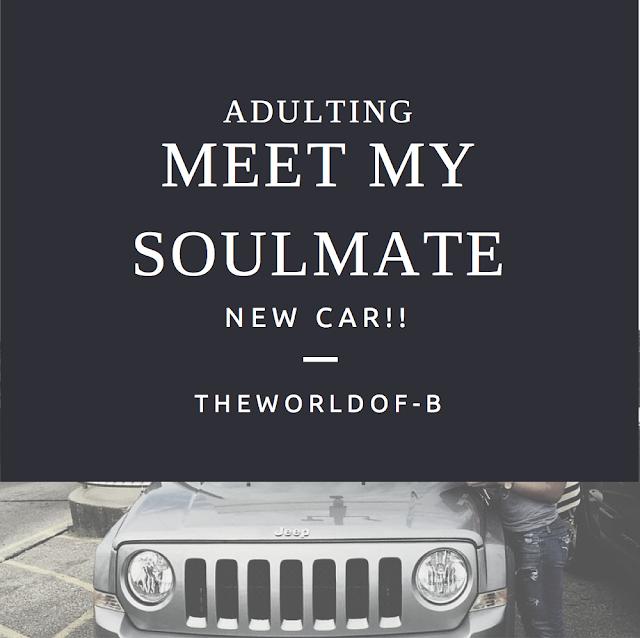 Adulting | New Car Shawty