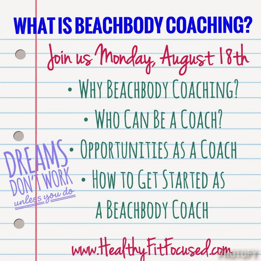 What is Beachbody Coaching?  5 Day Sneak Peek of Beachbody Coaching