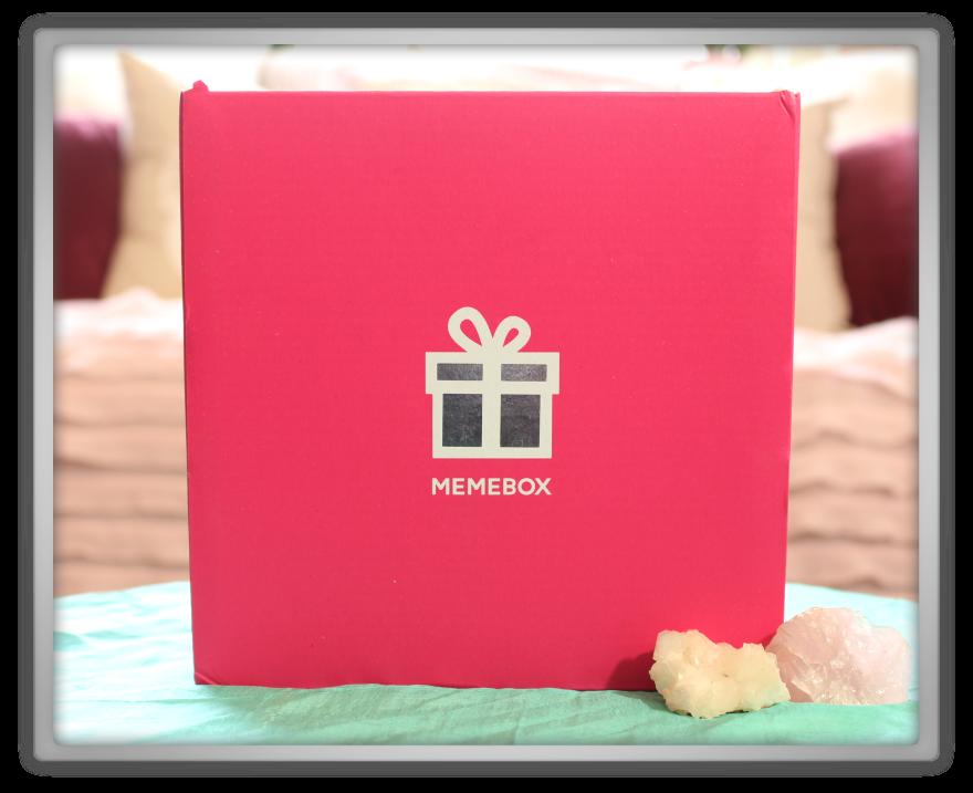 겟잇뷰티박스 by 미미박스 memebox beautybox Special #70 Cleanse & Tone box unboxing review