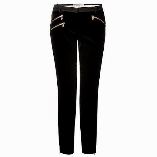 model celana legging wanita Emilio Pucci