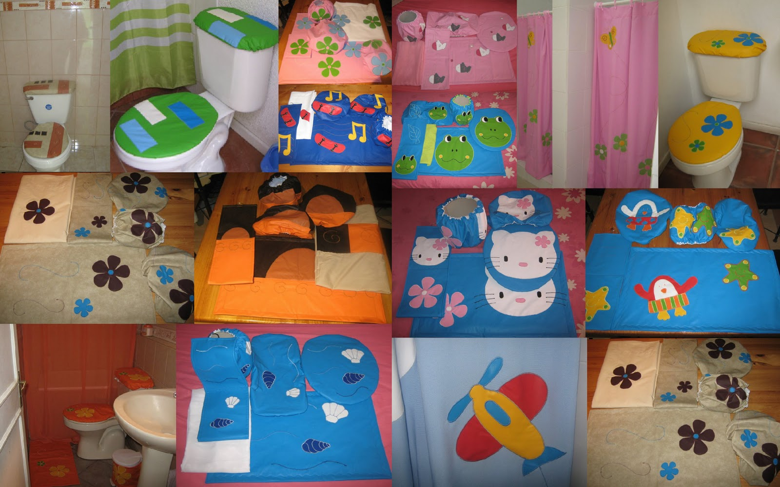 Baño Cancion Infantil:rollos papel higienico cortina de baño alfombra salida de baño http