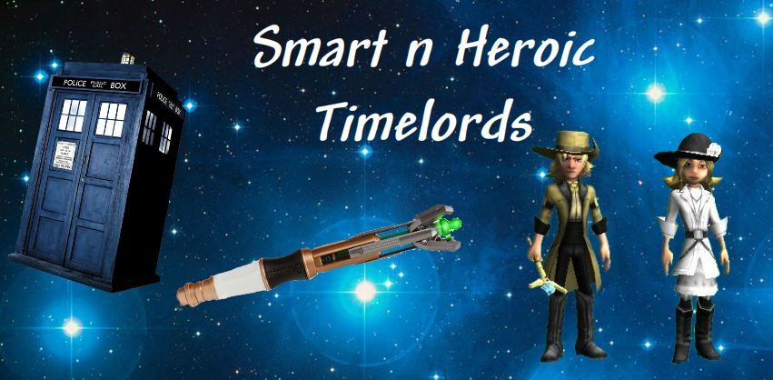 Smart n Heroic Timelords