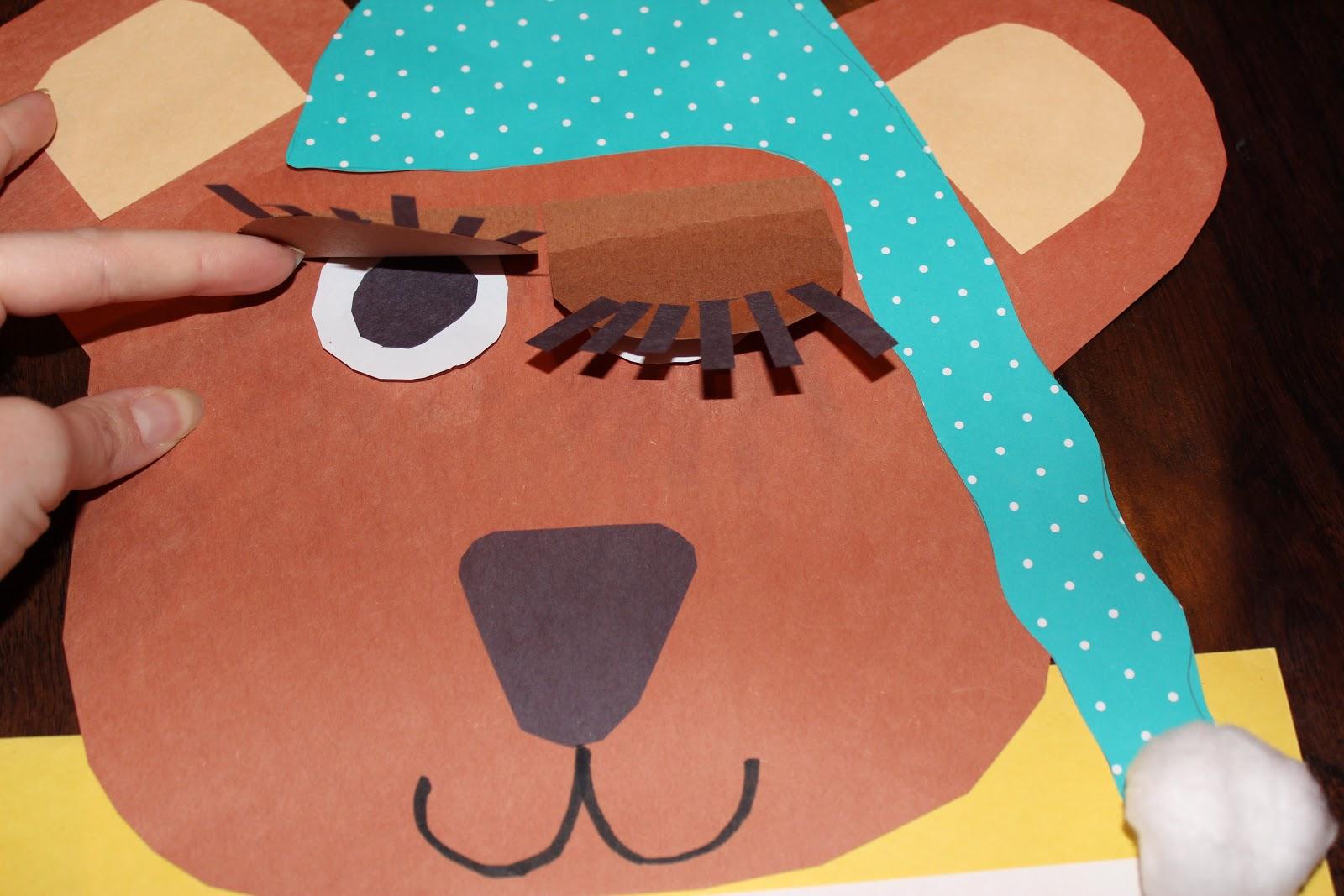 Mrs lee 39 s kindergarten plant crafts tops bottoms for Hibernation crafts for kids