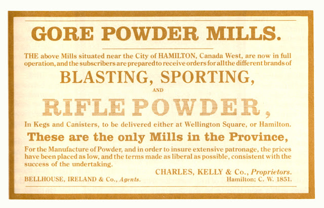 Blasting, Sporting and Rifle Powder